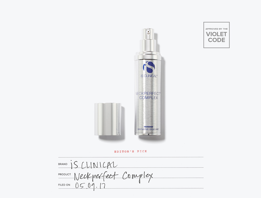 IS Clinical Neckperfect Complex | The Violet Files