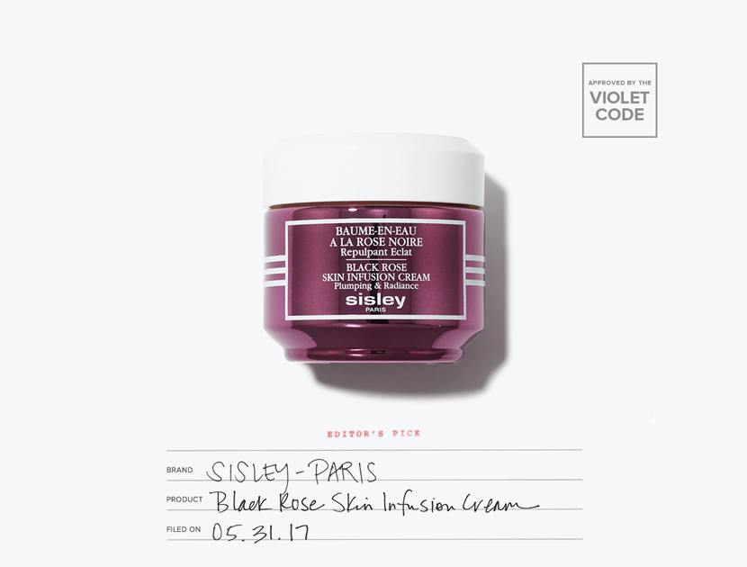 SISLEY BLACK ROSE SKIN INFUSION CREAM | The Violet Files