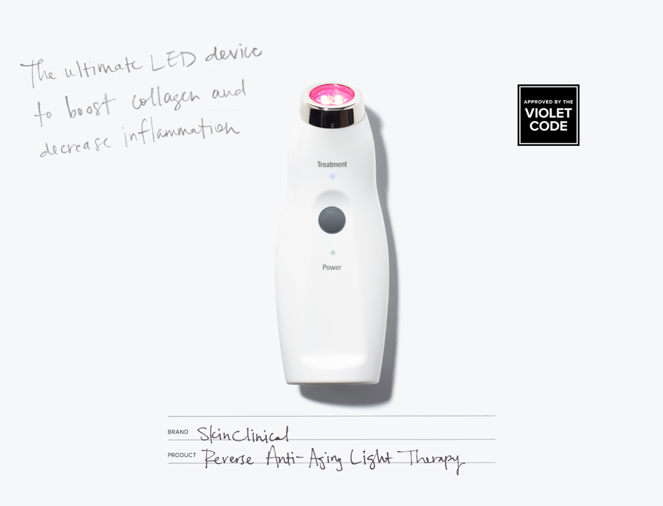 Skinclinical Reverse Anti Aging Light Therapy The