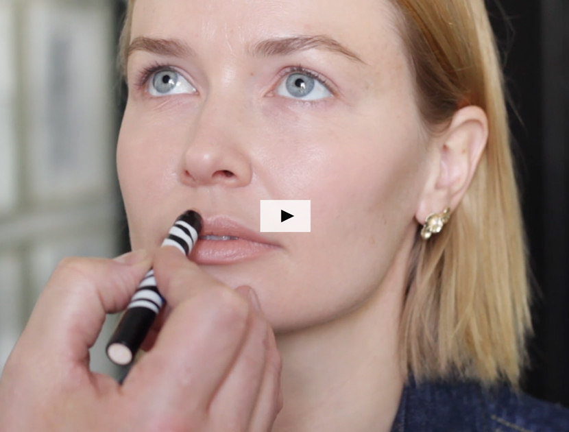 HOW TO CREATE FULLER LOOKING LIPS | THE VIOLET FILES