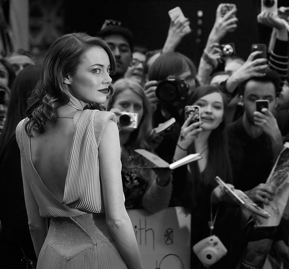 Emma Stone's Red Carpet Beauty | #VioletGrey, The Industry's Beauty Edit