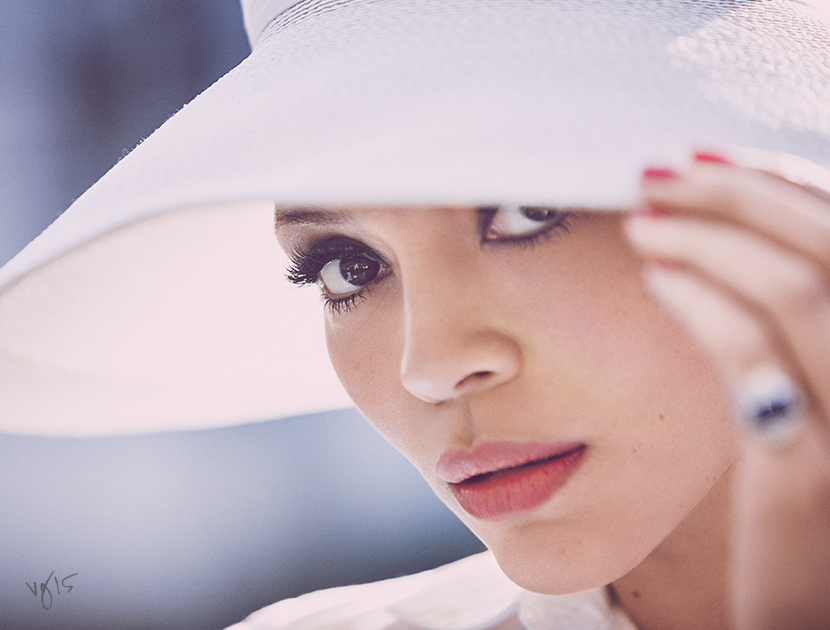 Carmen ejogo matching lips nails archive