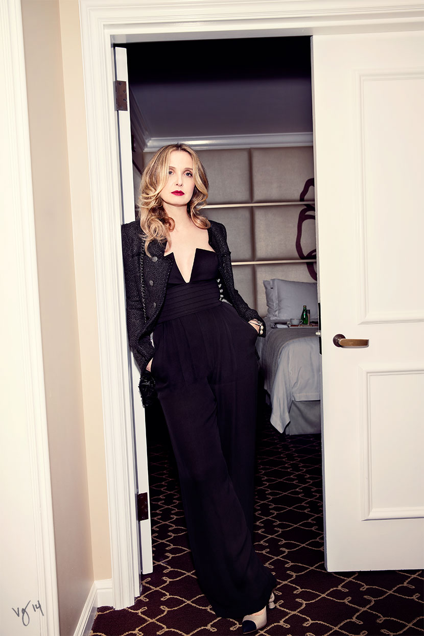 Julie Delpy youtube interview