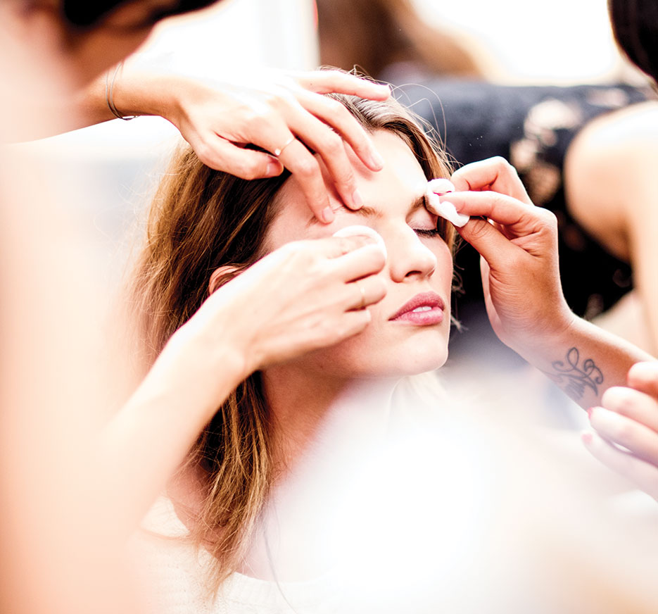 Backstage Beauty Shortcuts