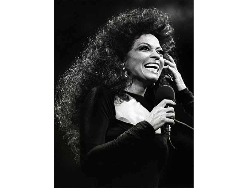 Hair So Good It Should Be Insured: #DianaRoss  |  #VioletGrey, The Industry's Beauty Edit