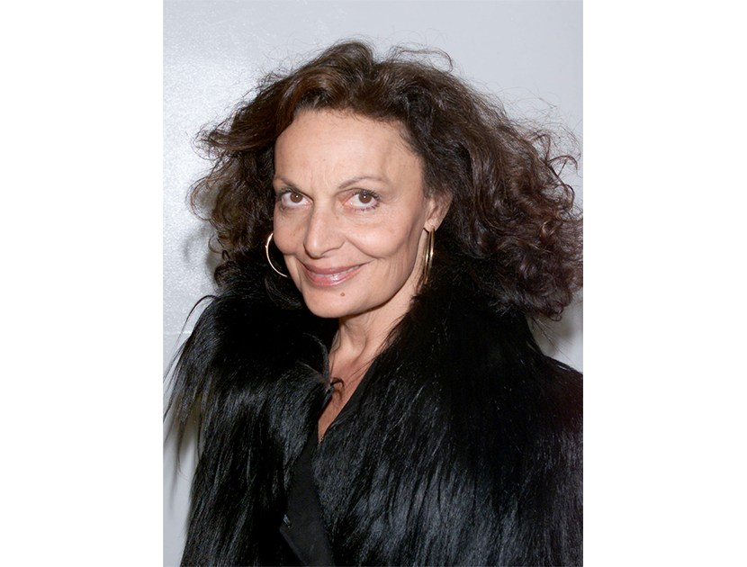 Hair So Good It Should Be Insured: #DianeVonFurstenberg  |  #VioletGrey, The Industry's Beauty Edit