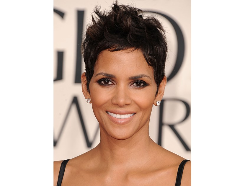 Hair So Good It Should Be Insured: #HalleBerry  |  #VioletGrey, The Industry's Beauty Edit
