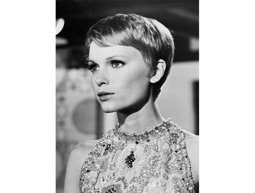 Hair So Good It Should Be Insured: #MiaFarrow  |  #VioletGrey, The Industry's Beauty Edit