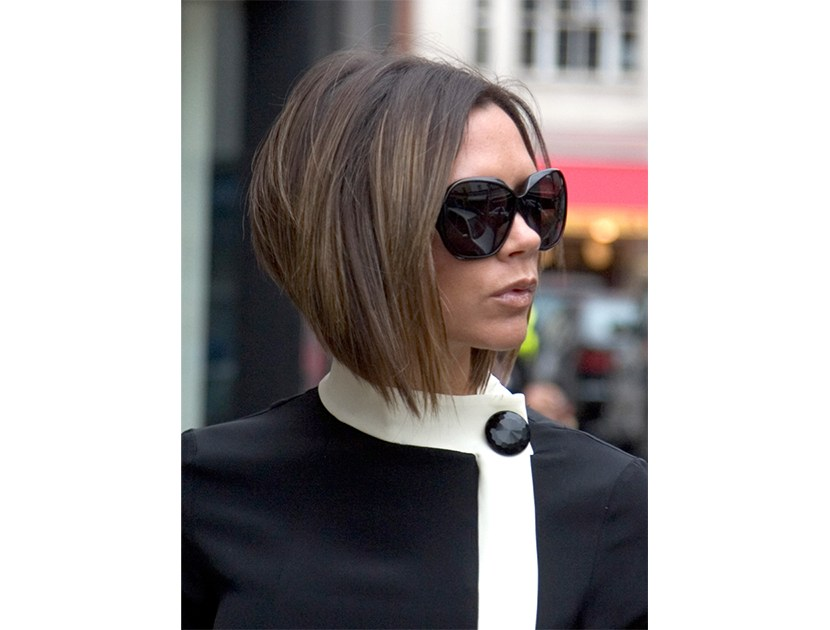Hair So Good It Should Be Insured: #VictoriaBeckham  |  #VioletGrey, The Industry's Beauty Edit
