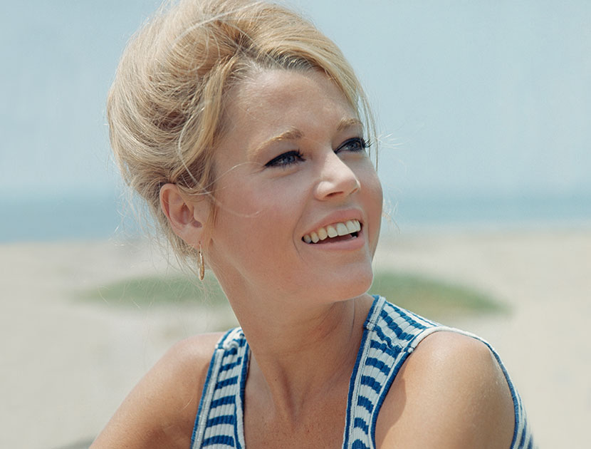 A Very VIOLET 4th of July, #JaneFonda  |  #VioletGrey, The Industry's Beauty Edit