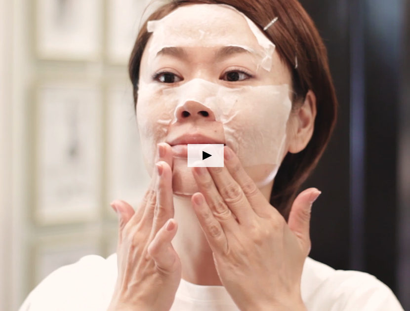 How to do an At-Home Facial | THE VIOLET FILES