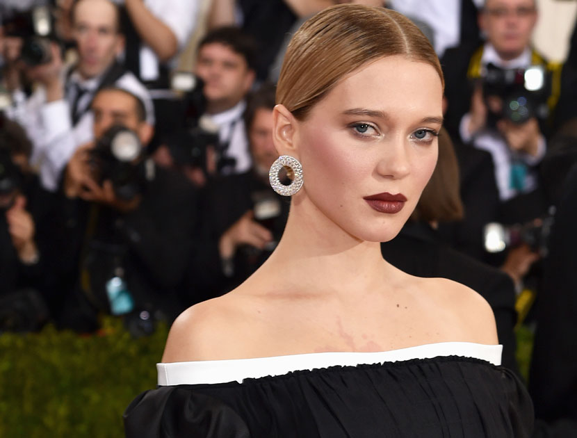 Met Gala: Léa Seydoux | The Violet Files