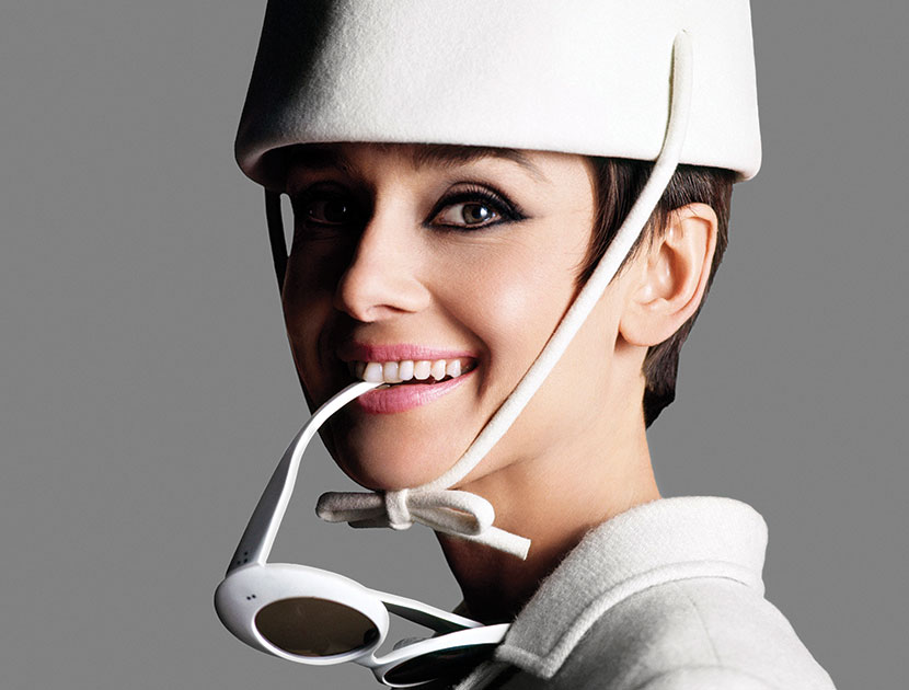 Violet Must: Audrey Hepburn, Portrait of an Icon | THE VIOLET FILES | @violetgrey