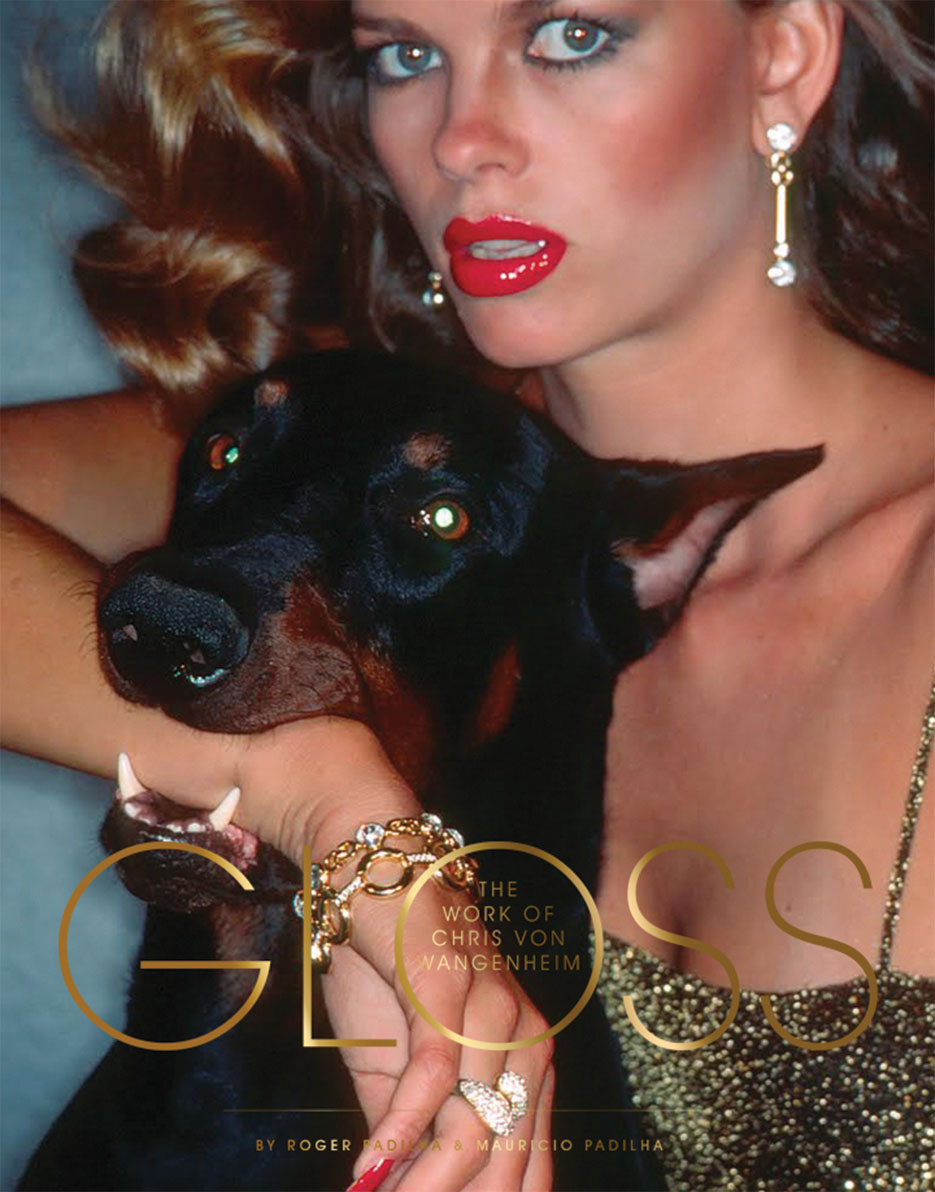 Violet Must: GLOSS, The Work of Chris von Wangenheim | THE VIOLET FILES | @violetgrey